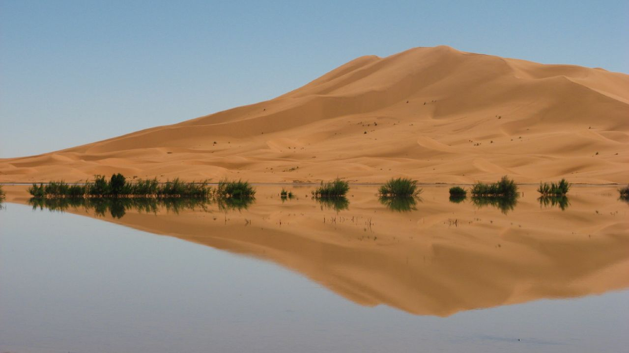 Waters-merzouga