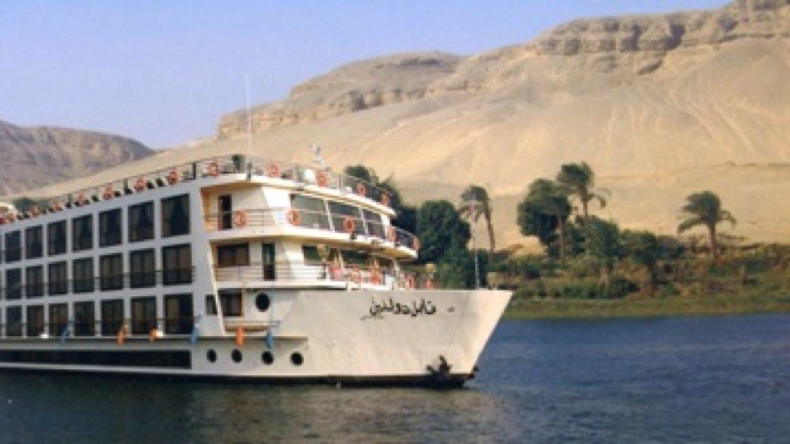Programa Clásico Cairo y crucero (8 días) salida lunes