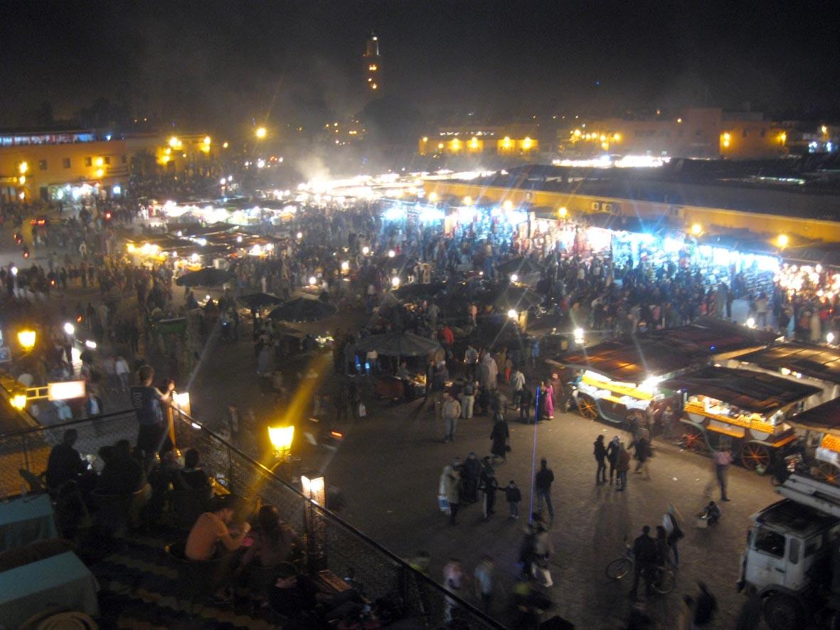 marrakech plaza jmaa