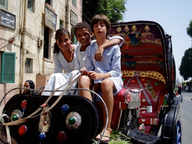 Especial familias. Crucero, Cairo, Sinaí (12 días)