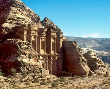 Jordania e Israel (8 días)