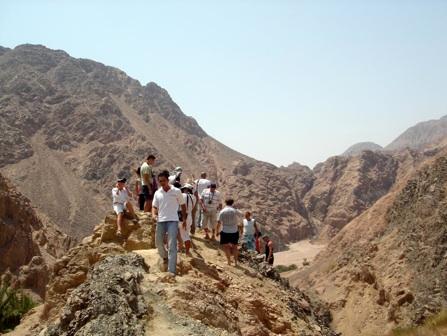 Trekking en el Sinaí (12 días)