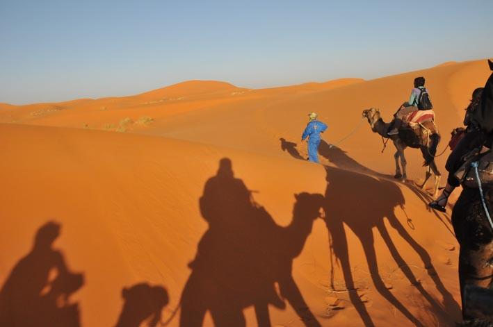 Leyendas de Marruecos desde Casablanca
