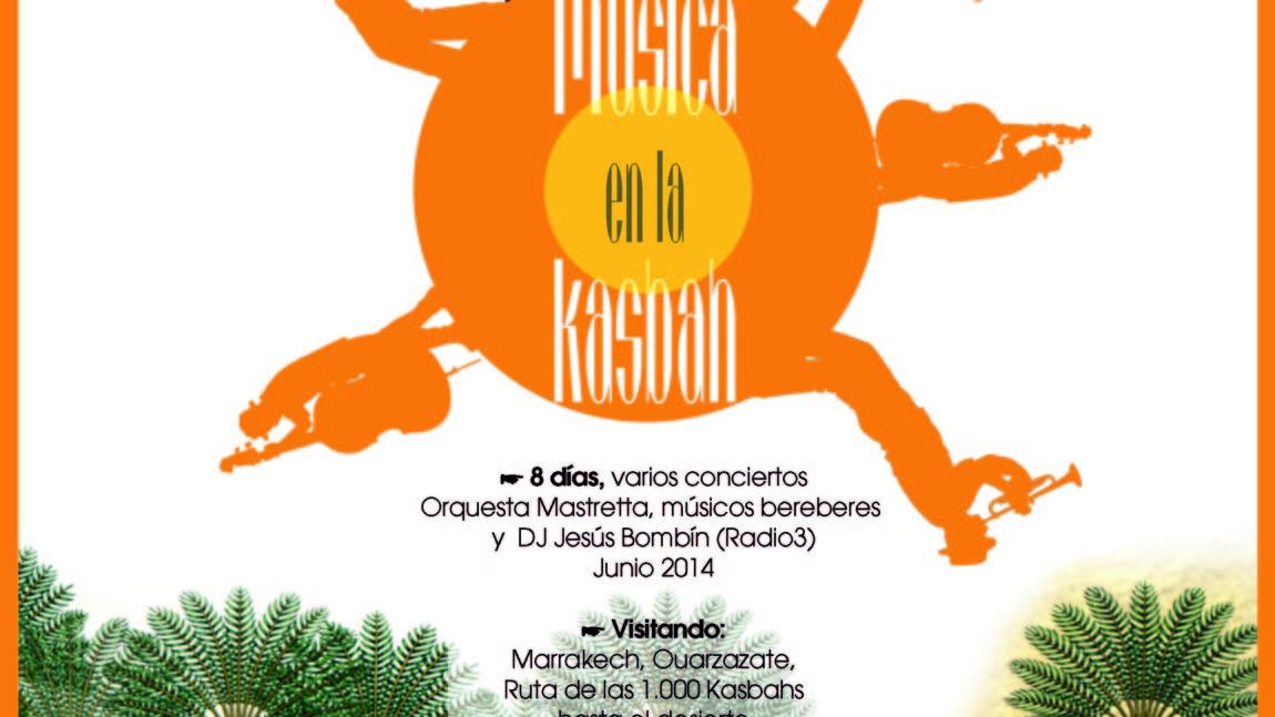 Gira musical: «Música en la Kasbah»