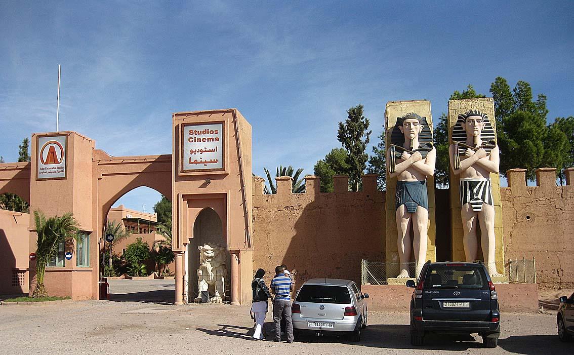 Ouarzazate, el Hollywood de Marruecos