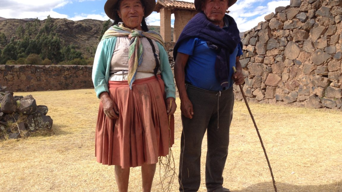 Grandes civilizaciones del Antiguo Perú (15 d)