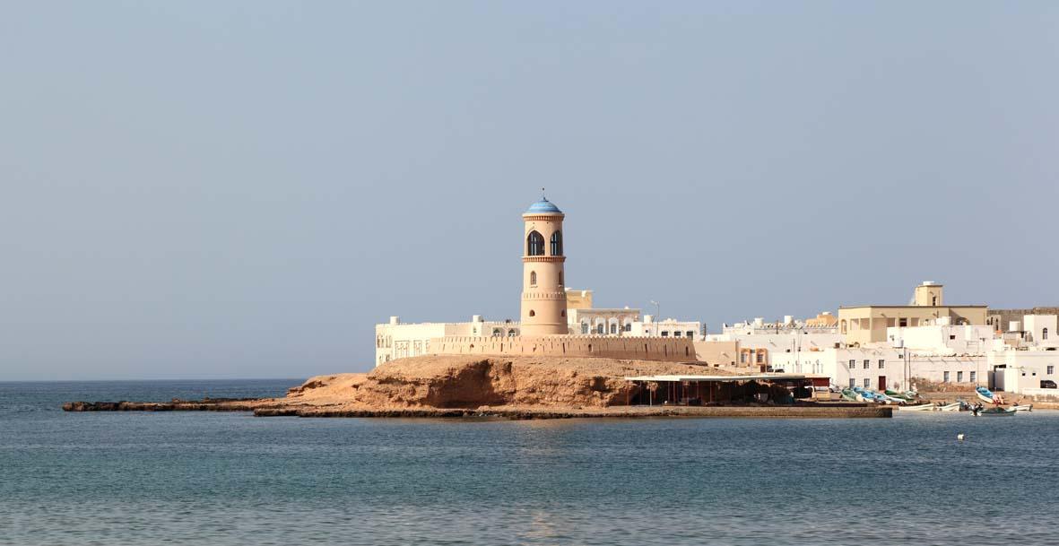 Omán, un oasis floreciente en el Golfo Pérsico