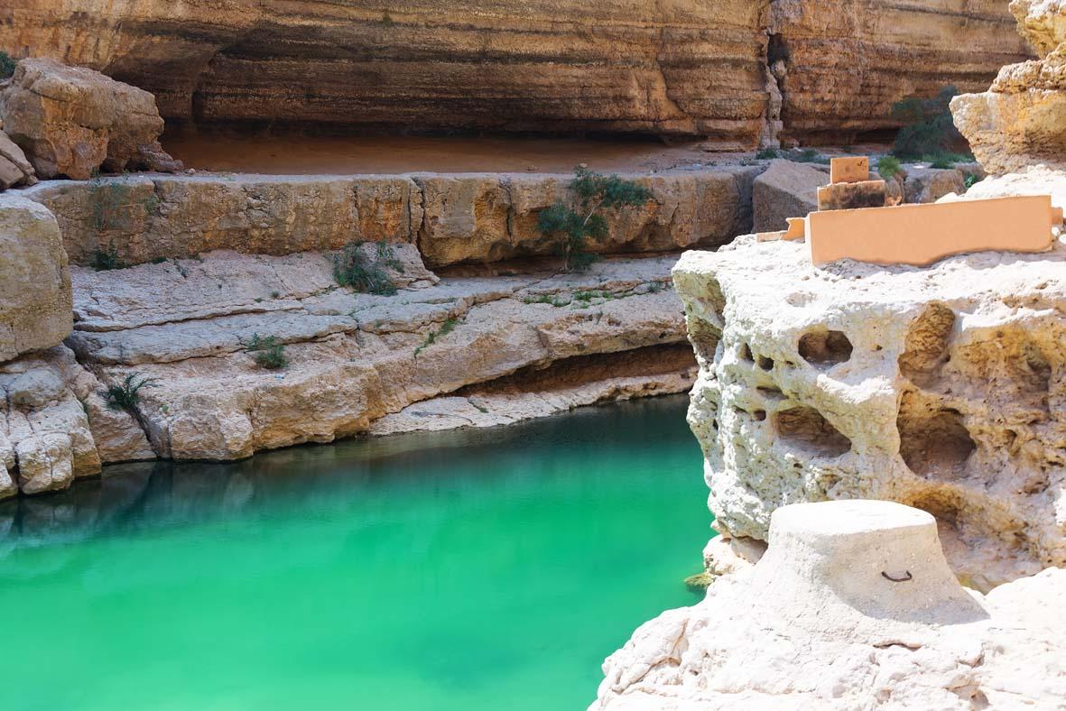 oman wadi shab