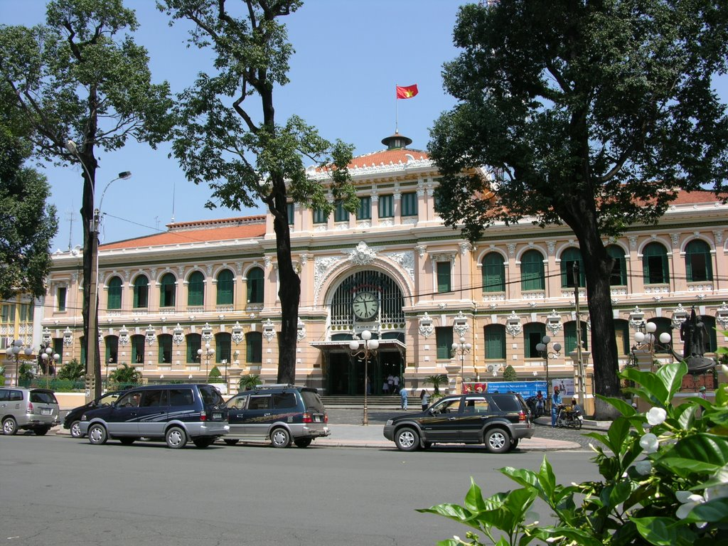 HCM post office