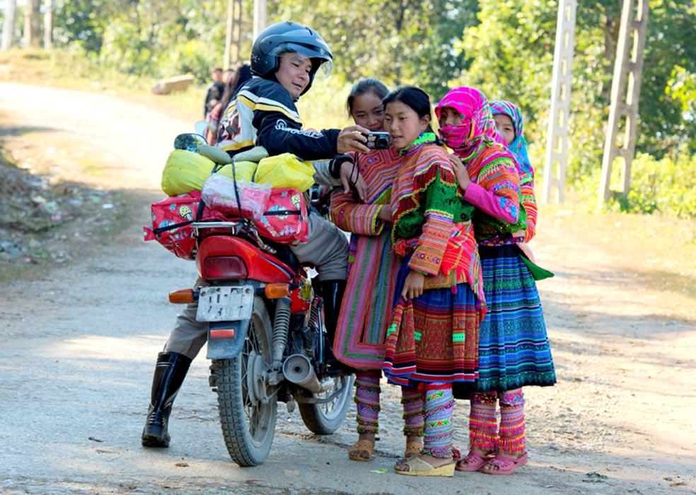Expedición en moto desde Saigón a Hanoi, Vietnam de sur a norte