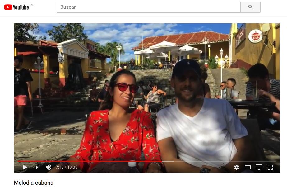 Compartimos contigo último vídeo: «Melodía cubana»