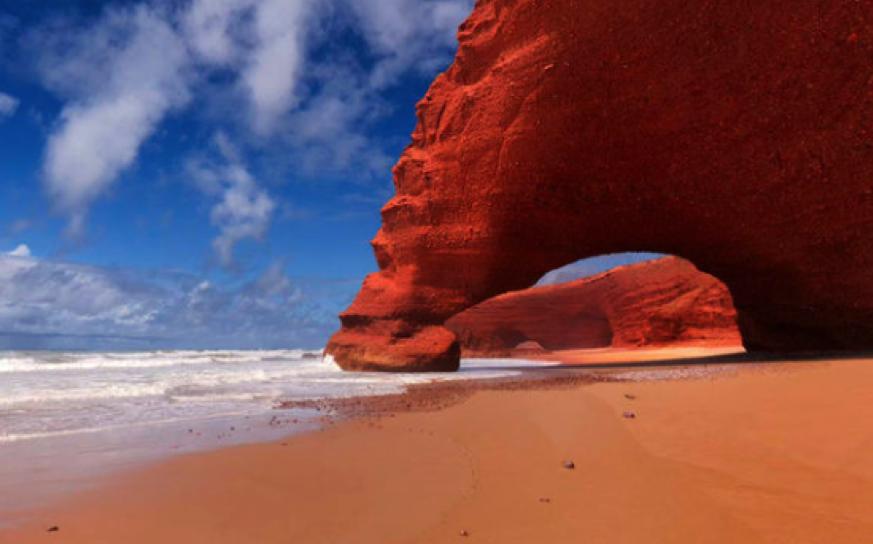 Marruecos inédito, Costa Salvaje y Oasis Exóticos