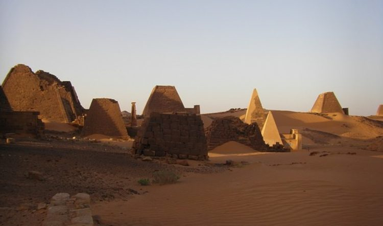 Sudán y Egipto, viaje a Nubia, la tierra de los faraones negros