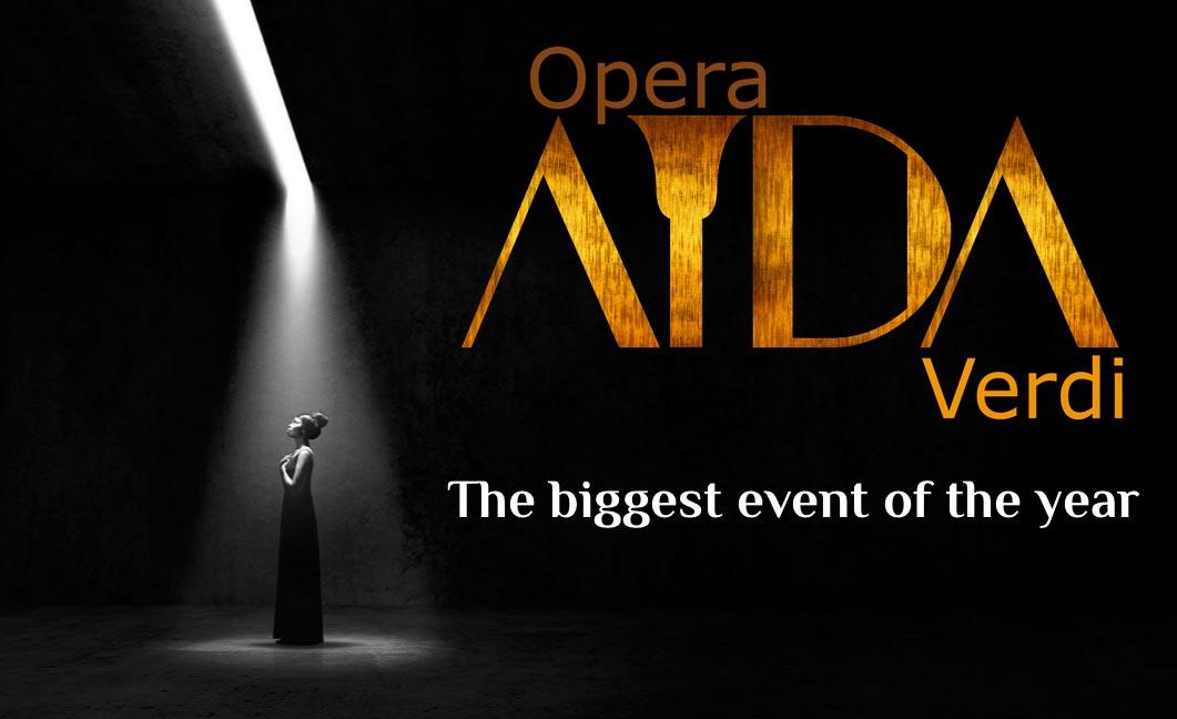 Aida en Lúxor, una noche excepcional