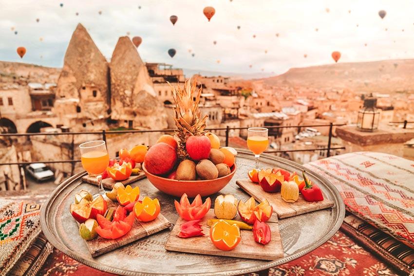 Leyendas de Turquía, 8 días